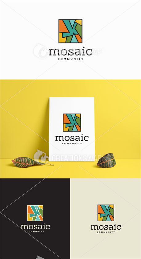 Mosaic Church Logo (48874)