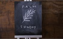 Holy Week Chalk 8