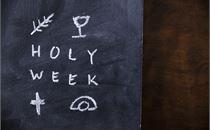 Holy Week Chalk 13