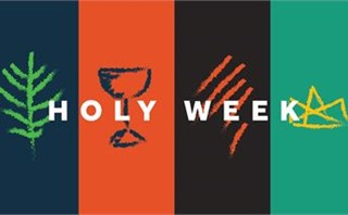 Holy Week Sketch Icons