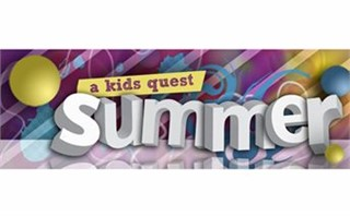 kids summer banner