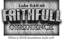Faithful Obedience Title