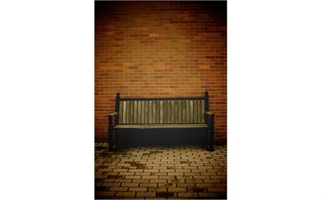Bricks and Bench (5289)