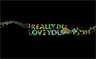 I REALLY DO LOVE YOU (Vector)