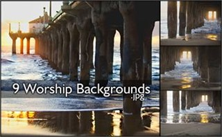 MB Pier Backgrounds