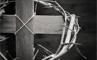 Cross + Crown of Thorns
