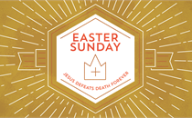Holy Week Icons Easter