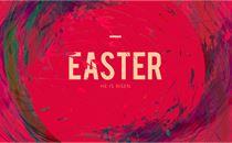 Easter splash