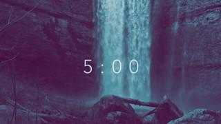 Waterfall Countdown