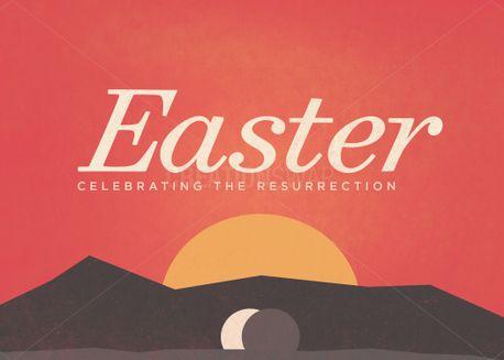 Easter Sunrise (52148)