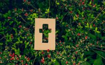 Cardboard Cross 1