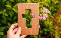Cardboard Cross 3