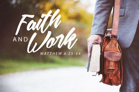 Faith and Work (52328)