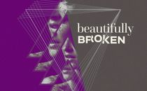 Beautifully Broken invite card