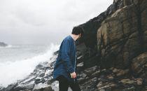 Looking back at waves