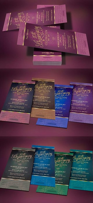 Church Anniversary Gala Ticket