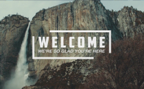 Great Outdoors Welcome Loop