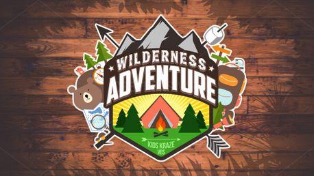 Wilderness Adventure Kids Logo (53027)