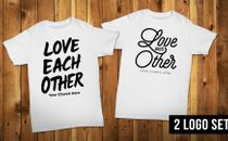 Love Each Other Logos
