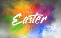 Easter Flower slide