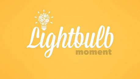 Lightbulb Moment (53858)