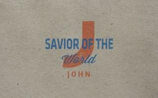 John - Savior of the World