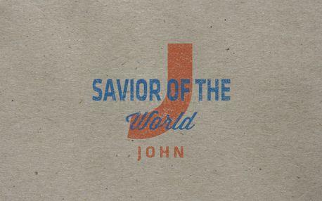 John - Savior of the World (54137)