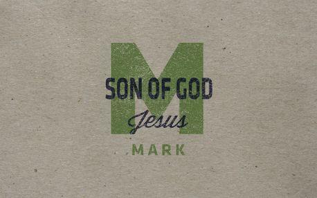Mark - Son of God, Jesus (54150)