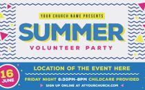 Summer Party Slide