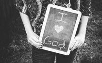 I Heart God