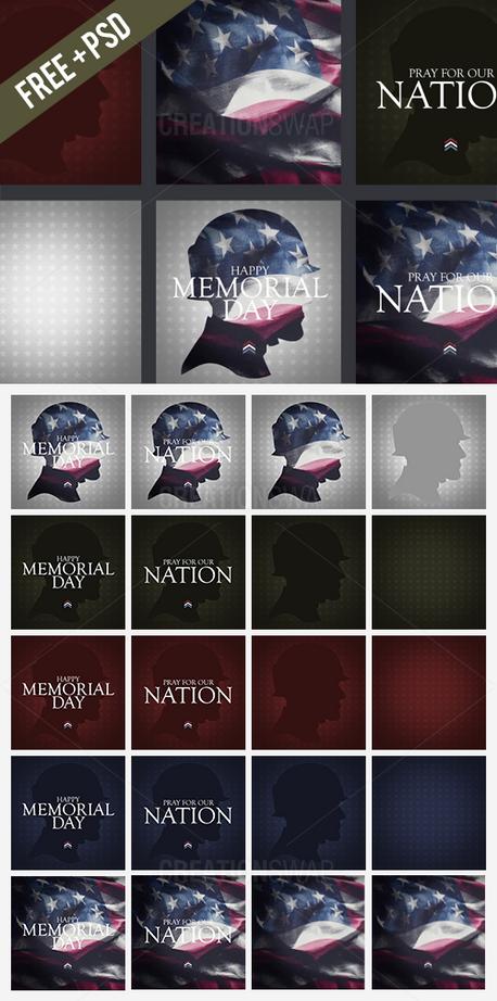 Memorial Day Social Media (54364)