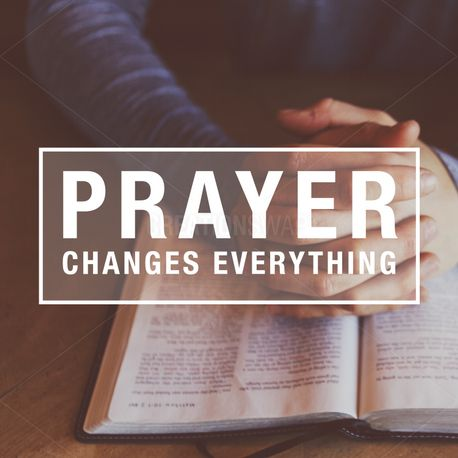 Prayer Changes Everything (54381)