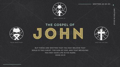 The Gospel of John (54412)