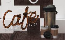 Cafe Promo Slide