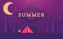 Summer Camp Title