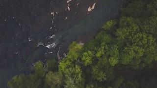 Chattahoochee River Aerial