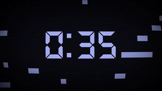 Glitch Countdown