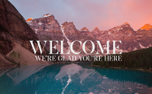 Welcome (55098)