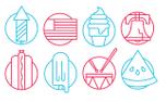 Summer Vector Icon Set (55364)