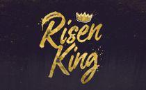Risen King Logo Slide