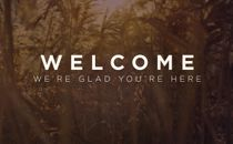 Creation Volume 1 Welcome