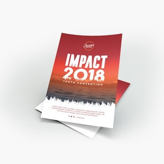 Impact Conference Flyer
