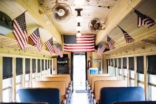 Unique Old Train