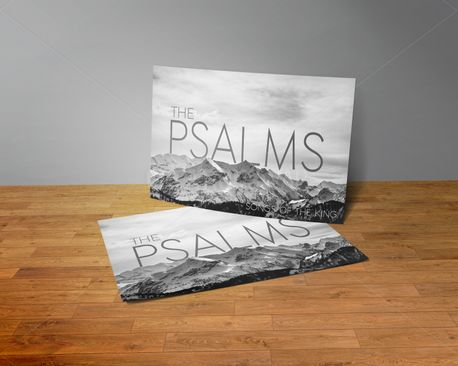 The Psalms (55954)