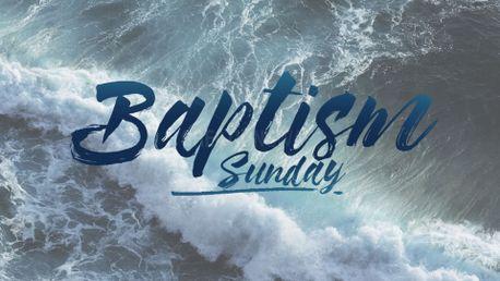 Baptism Sunday  (55965)