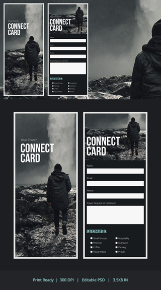 Connection Card