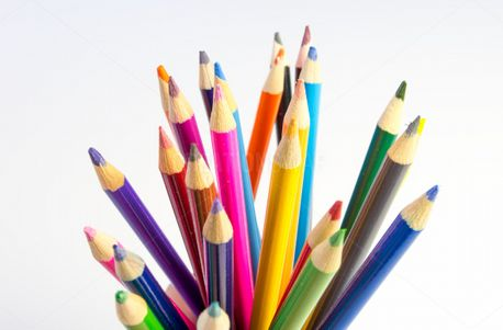 Bunch of Colored Pencils (56084)