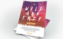 Wild & Free Flyer