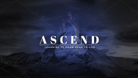 Ascend Sermon & Service Slides (56293)