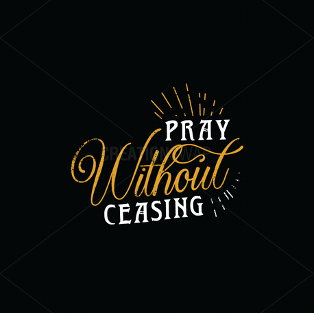 Pray Without Ceasing (56327)